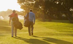 best golf courses in California