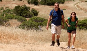 Hiking in Novato's Indian Valley Preserve