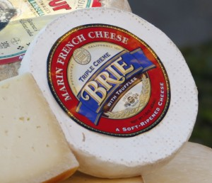 Marin Cheese Company Brie