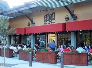 Boca Pizzeria, Novato CA