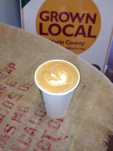 Bluebottle coffee at coopers public market