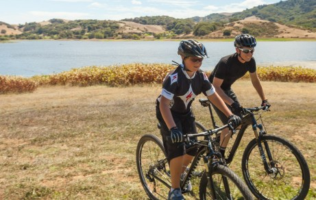 Bay Area bike trails