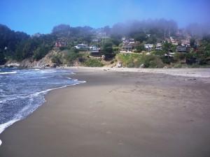 Stinson Beach, near Novato CA