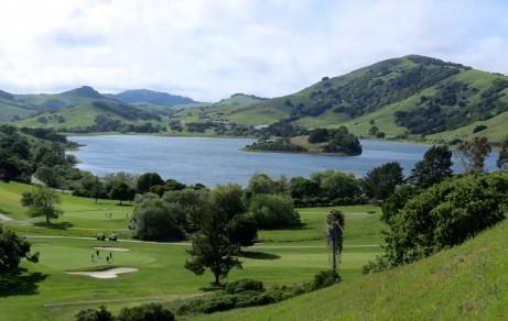 Sweeping view of Stafford Lake, Novato Stafford Lake - Things to do in Marin County