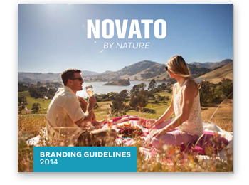 Novato By Nature - Brand Guidelines