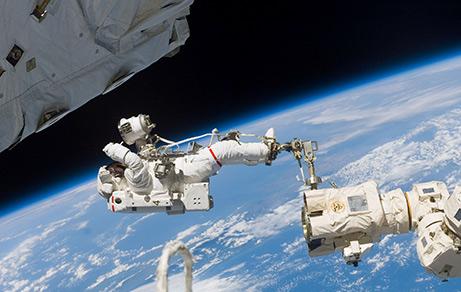Novato Space Festival - space station
