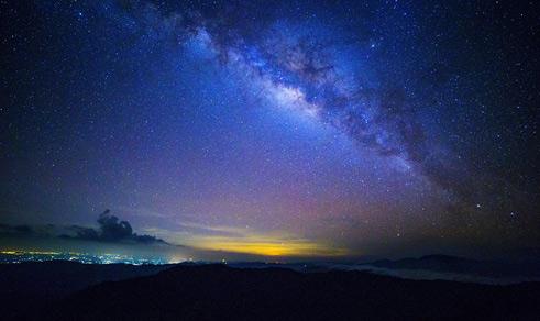 Stargazing in Novato
