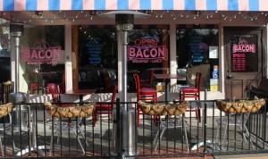 Bacon in Novato