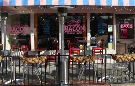 Bacon in Novato