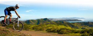 Mountain Biking in Marin County - Credit: David Horowitz