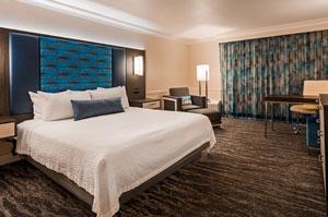 King Room at Best Western Plus at Novato Oaks Inn, Novato CA