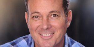 Comedian Dave Burleigh